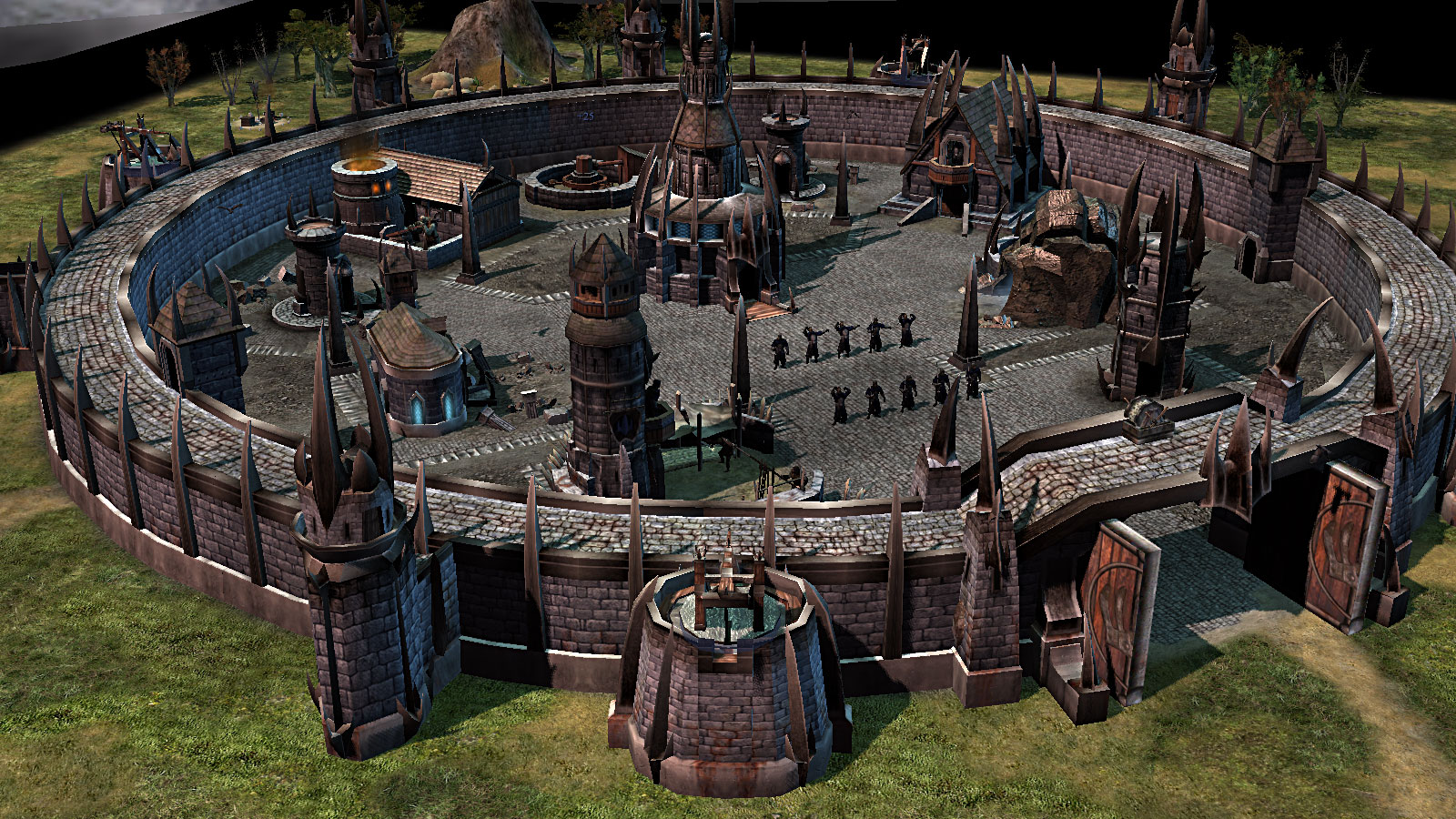 Lord Of The Rings Edain Mod   Download